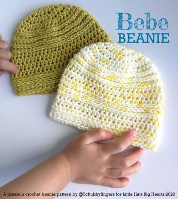 Bebe Preemie Beanie